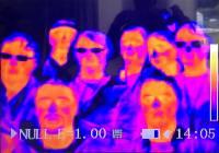 Photo de groupe de l'OCA en infrarouge !